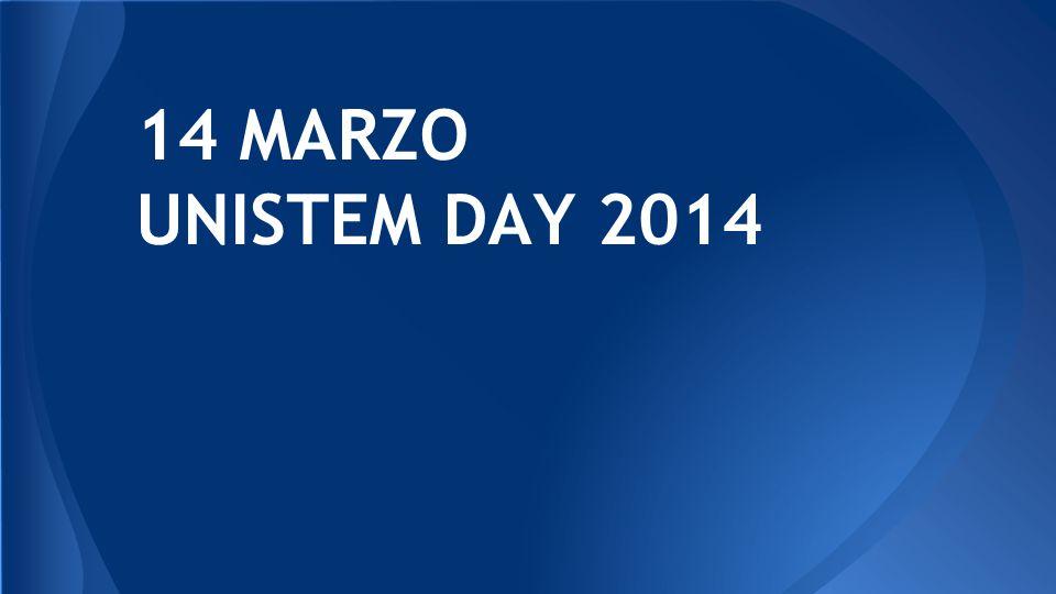 14 MARZO UNISTEM DAY 2014