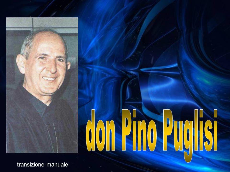 don Pino Puglisi transizione manuale