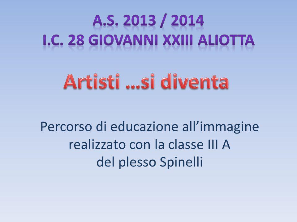 I.C. 28 Giovanni XXIII Aliotta