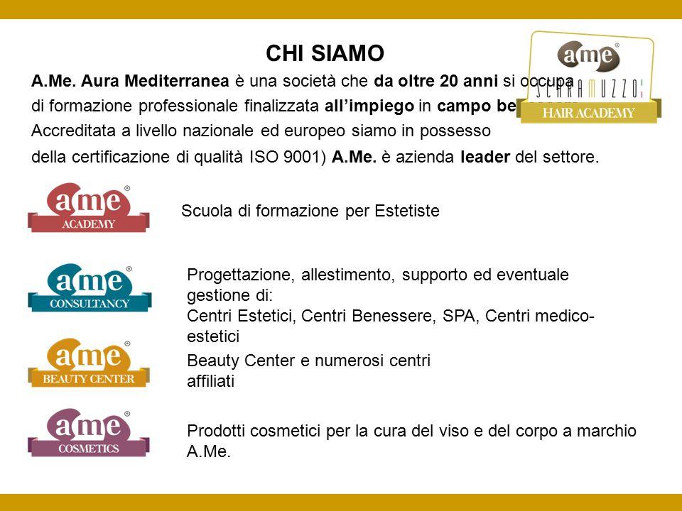 CHI SIAMO A.Me. Aura Mediterranea è una società che da oltre 20 anni si occupa.