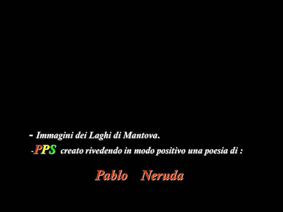 - Immagini dei Laghi di Mantova