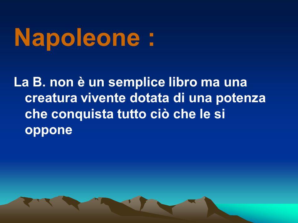 Napoleone : La B.