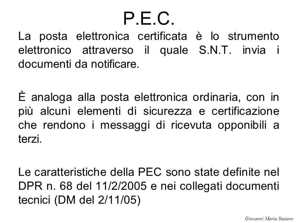 P.E.C.