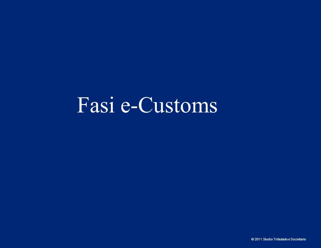 Fasi e-Customs