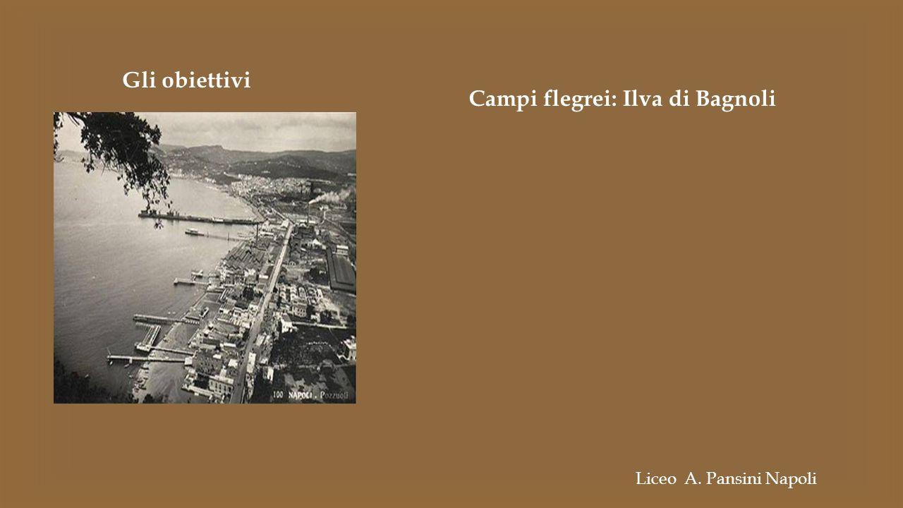 Campi flegrei: Ilva di Bagnoli