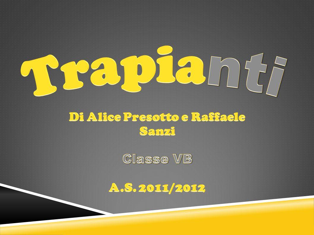 Di Alice Presotto e Raffaele Sanzi