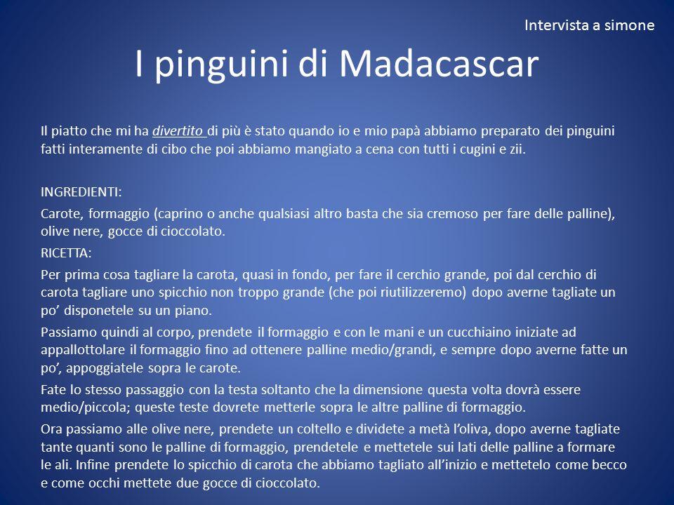 I pinguini di Madacascar
