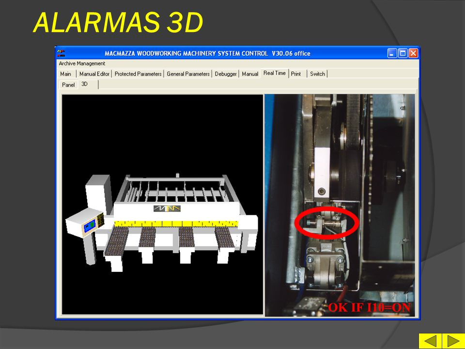 ALARMAS 3D