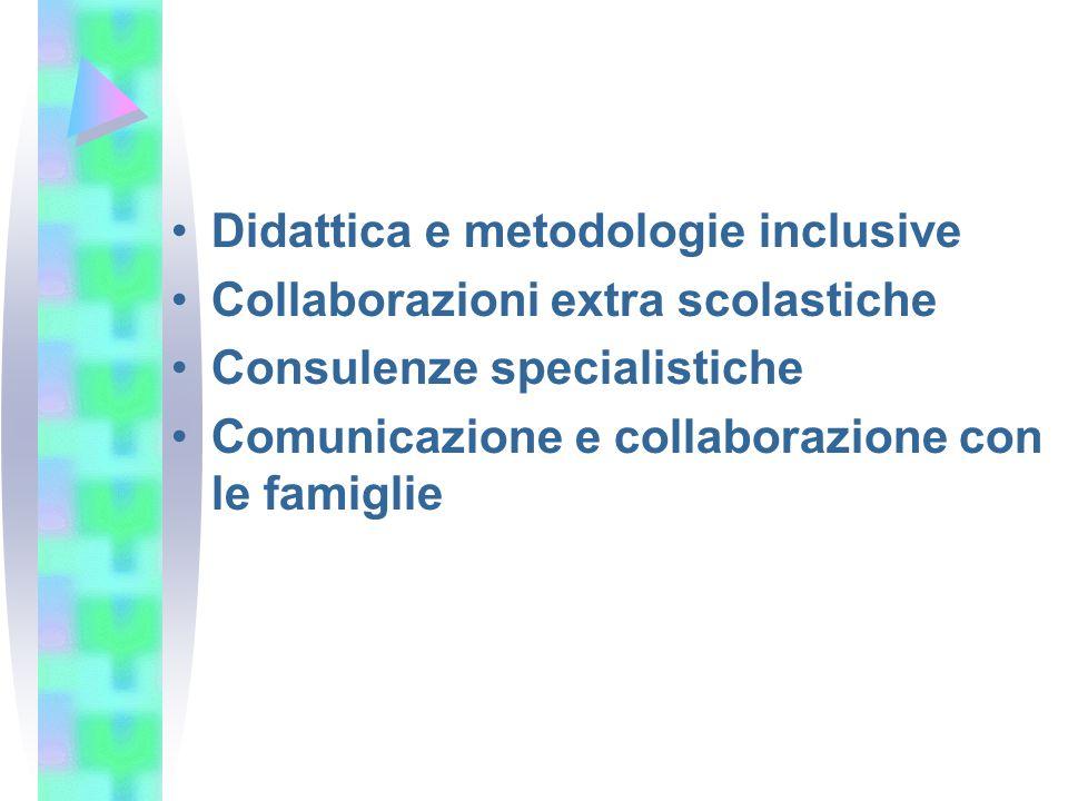 Didattica e metodologie inclusive