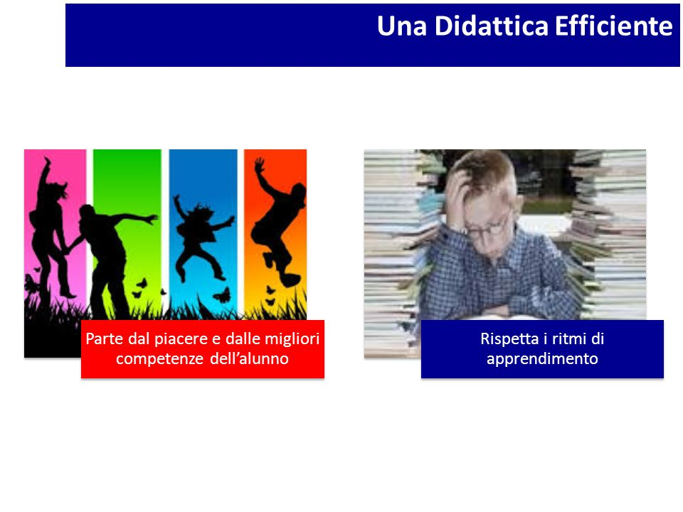 Una Didattica Efficiente