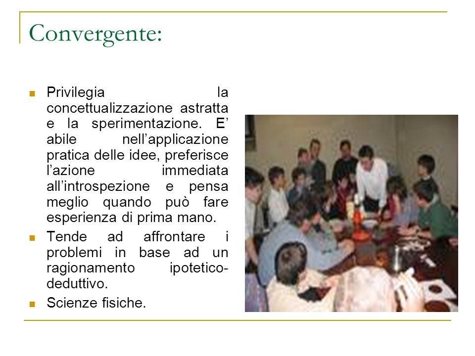 Convergente: