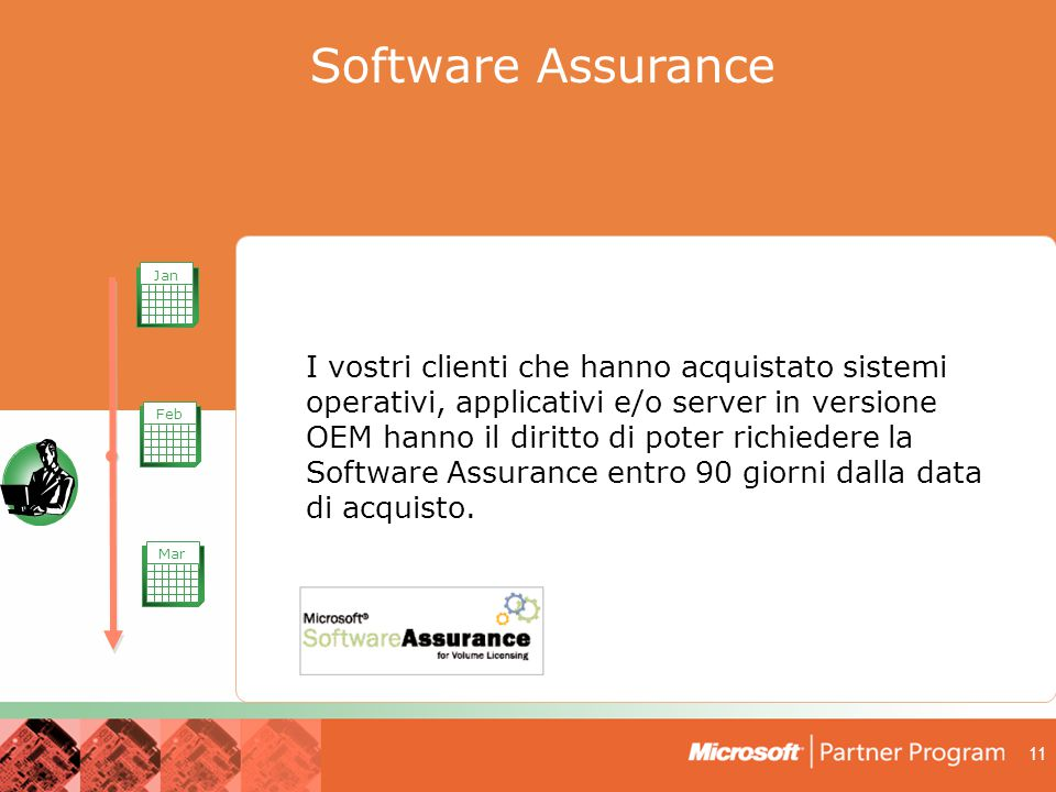 Software Assurance Downgrade