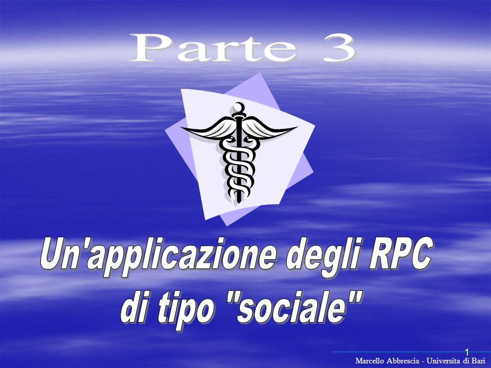 Un applicazione degli RPC