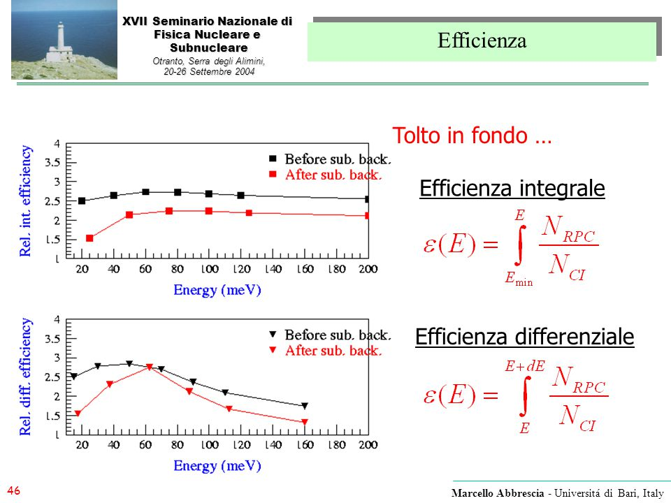 Efficienza differenziale