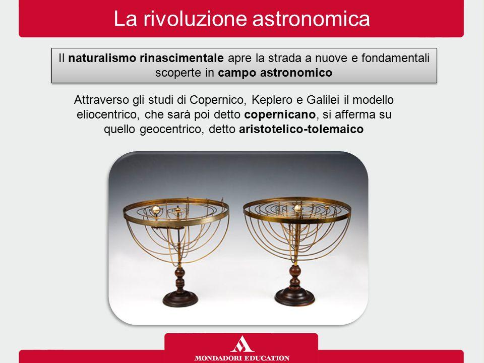 La rivoluzione astronomica