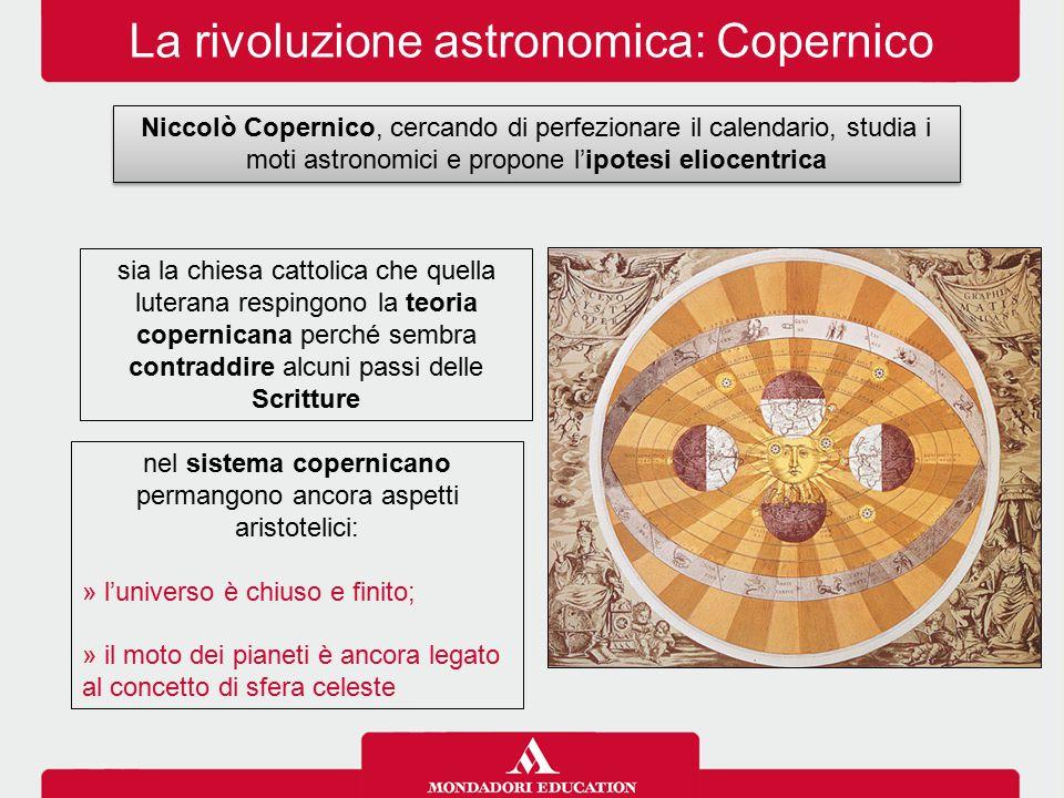 La rivoluzione astronomica: Copernico