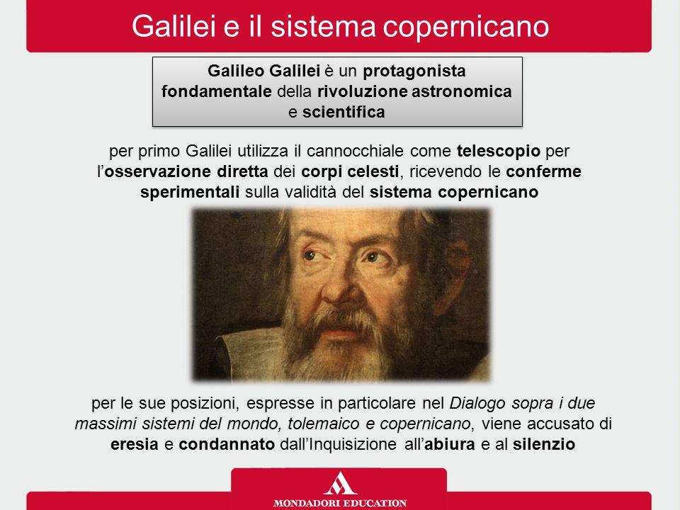 Galilei e il sistema copernicano