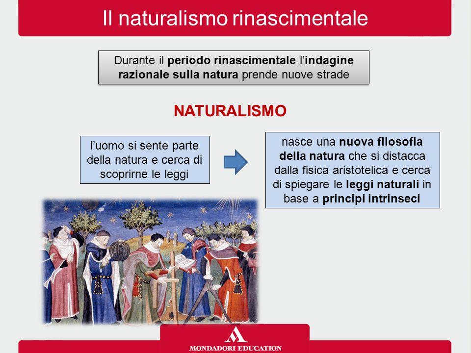 Il naturalismo rinascimentale
