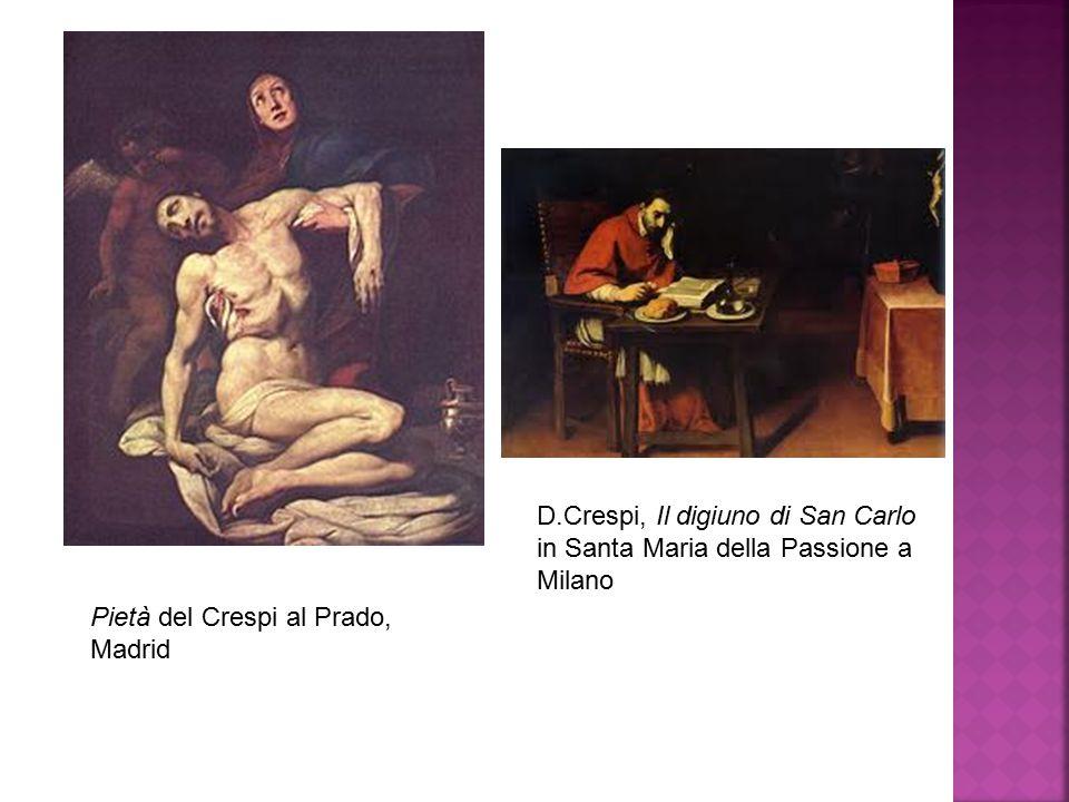 D.Crespi, Il digiuno di San Carlo in Santa Maria della Passione a Milano