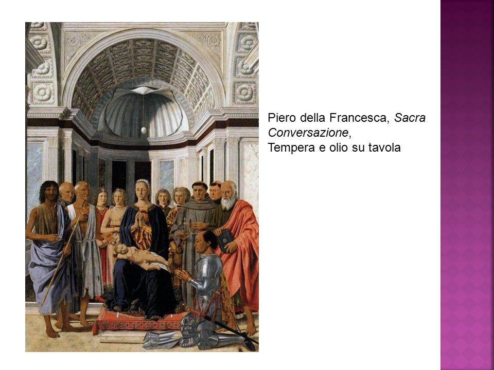 Piero della Francesca, Sacra Conversazione,