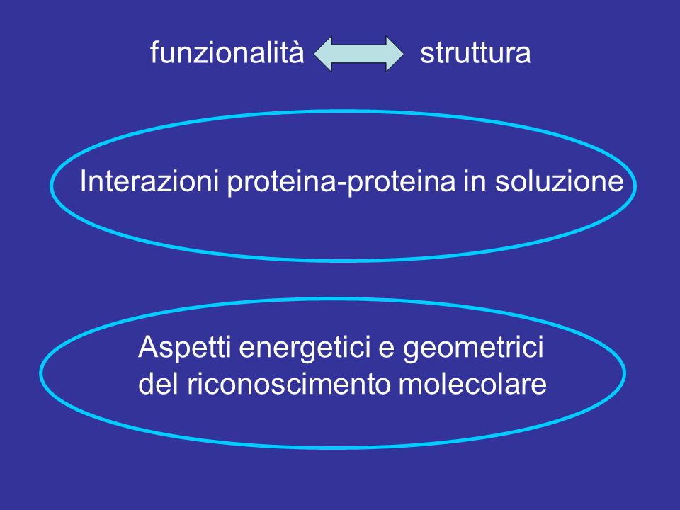 funzionalità struttura