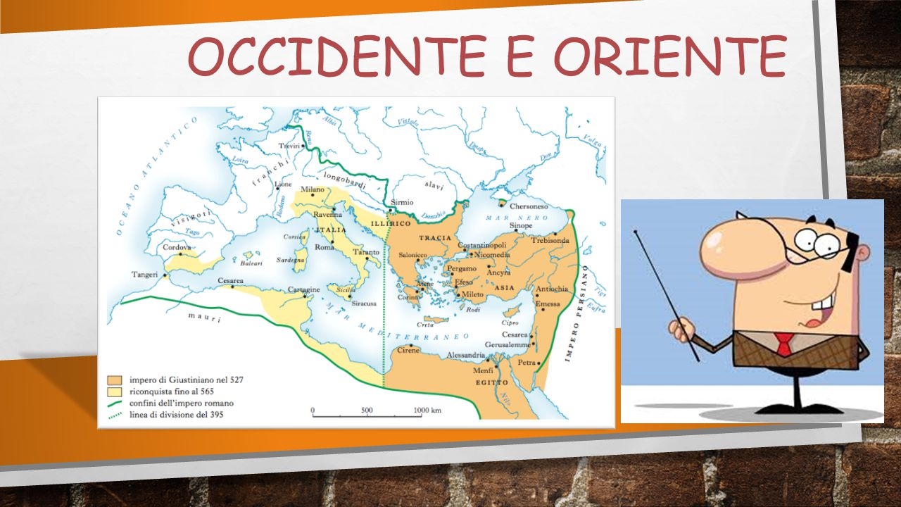 OCCIDENTE E ORIENTE