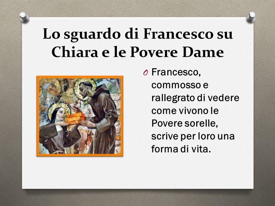 Lo sguardo di Francesco su Chiara e le Povere Dame