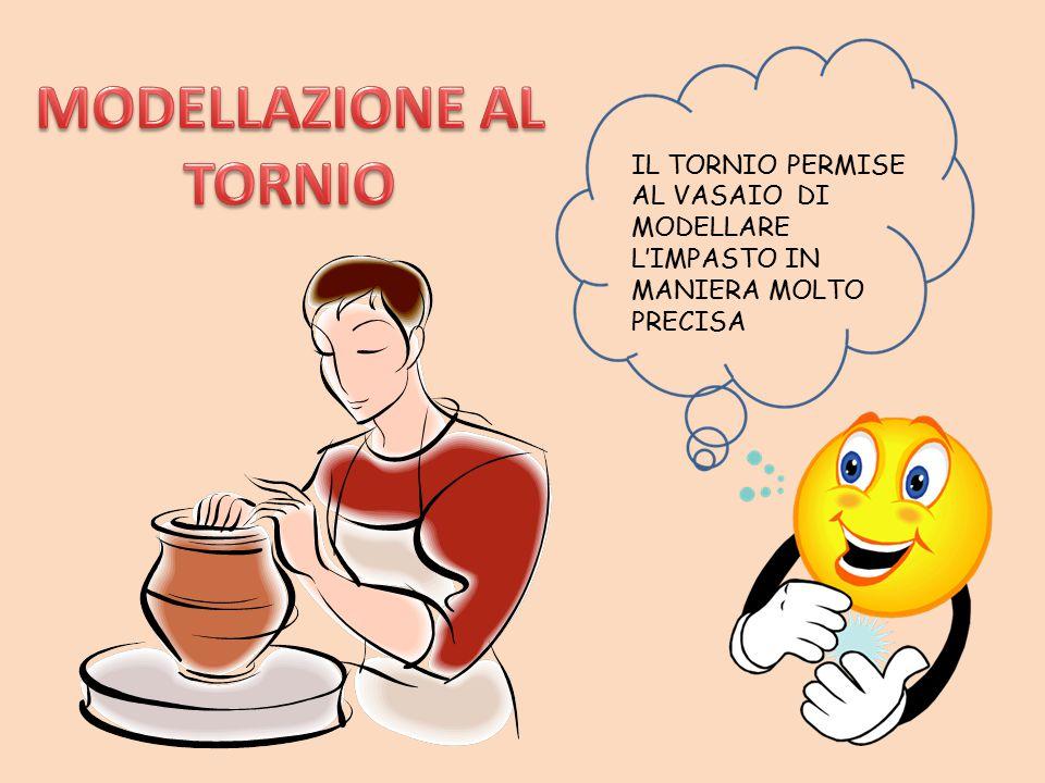 MODELLAZIONE AL TORNIO