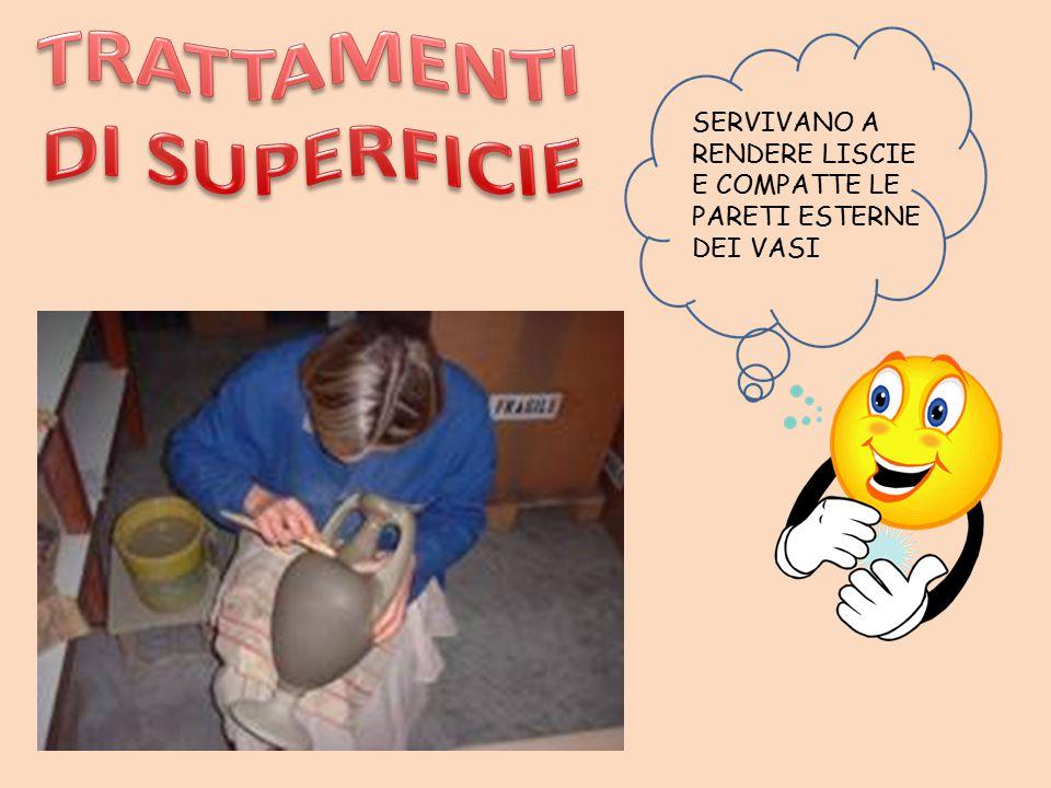 TRATTAMENTI DI SUPERFICIE