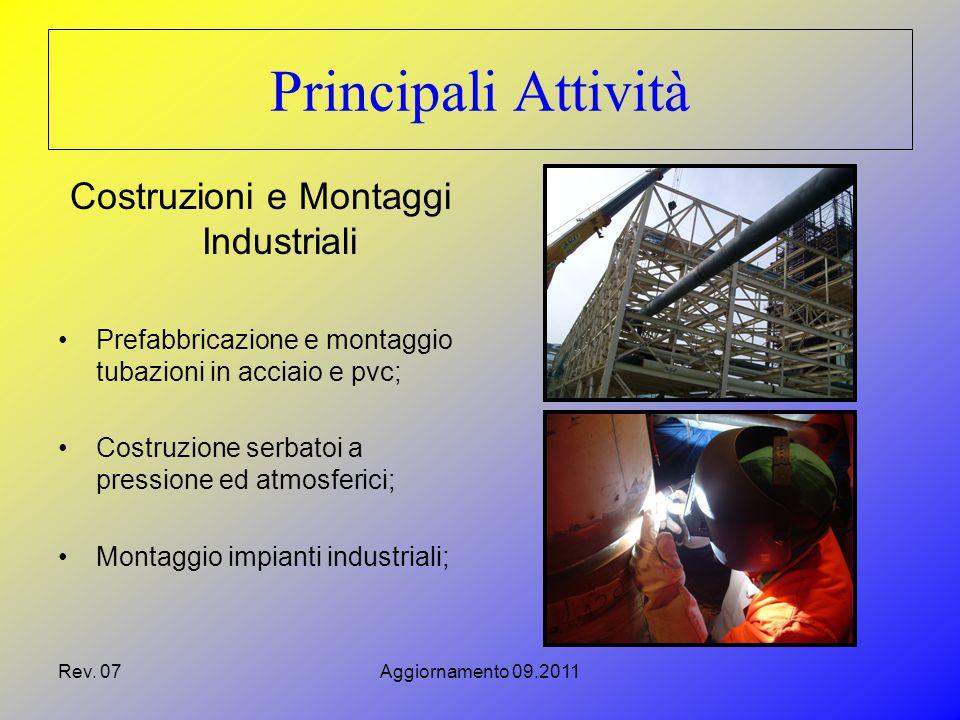 Costruzioni e Montaggi Industriali