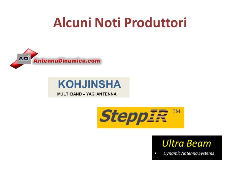 Alcuni Noti Produttori