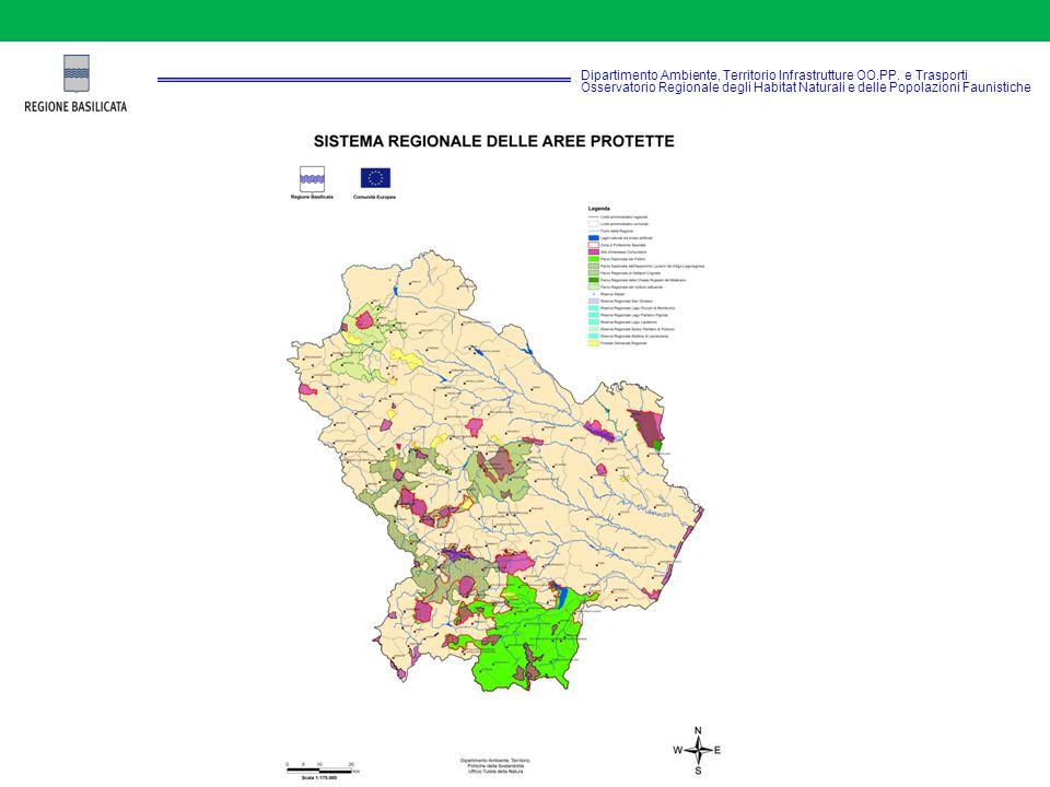 Dipartimento Ambiente, Territorio Infrastrutture OO.PP. e Trasporti