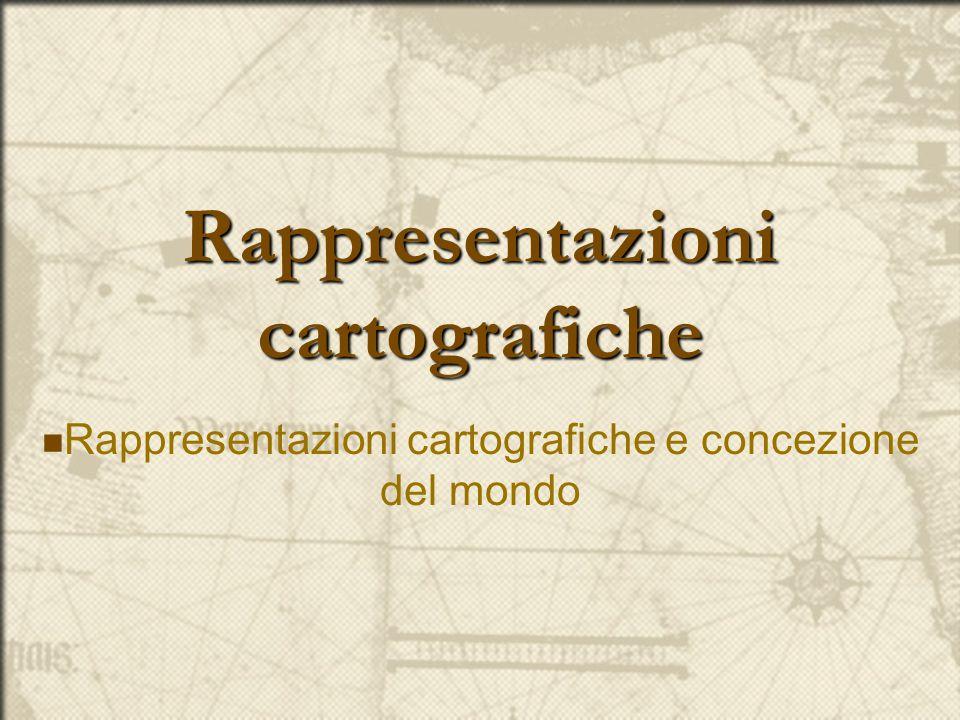 Rappresentazioni cartografiche