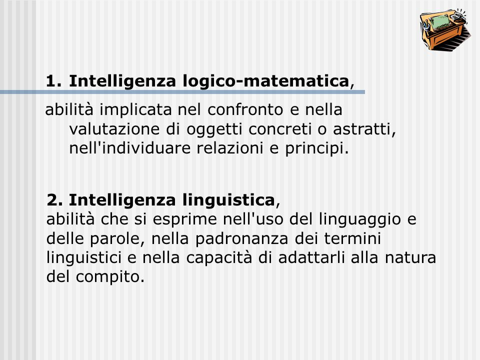 Intelligenza logico-matematica,