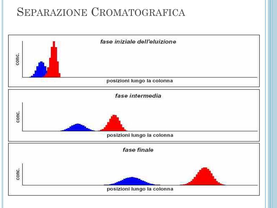 Separazione Cromatografica
