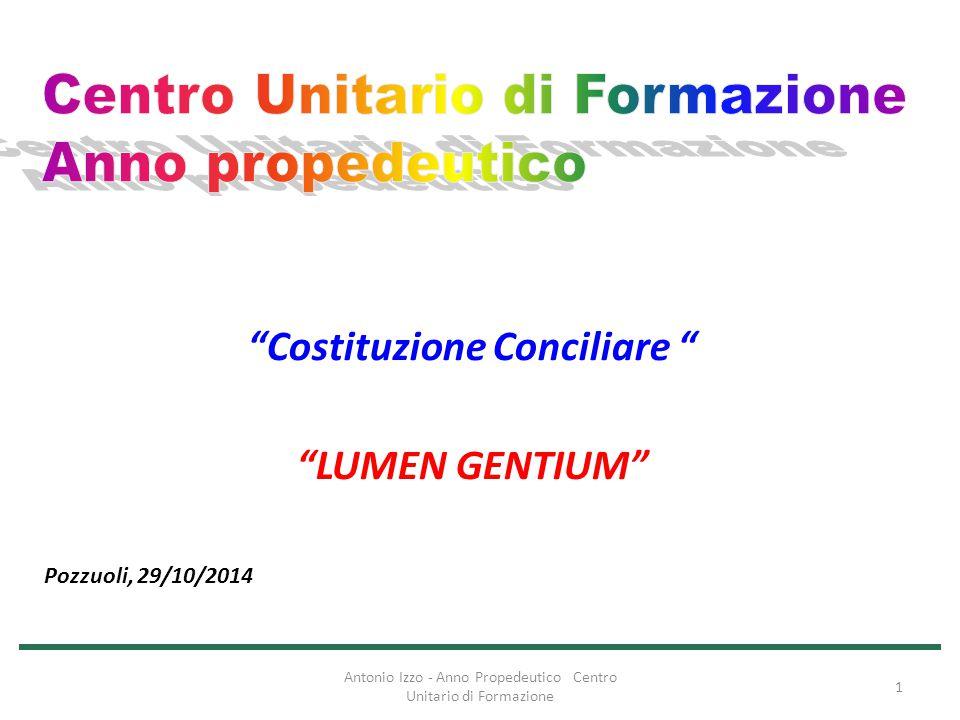Costituzione Conciliare