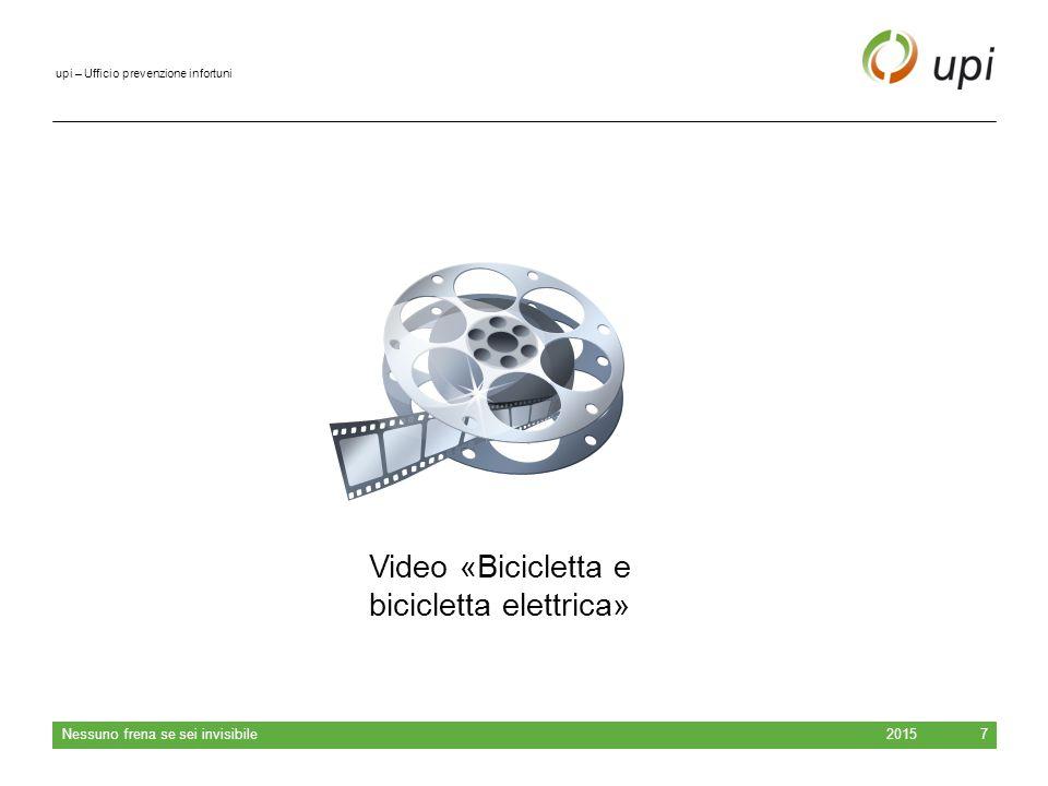 Video «Bicicletta e bicicletta elettrica»