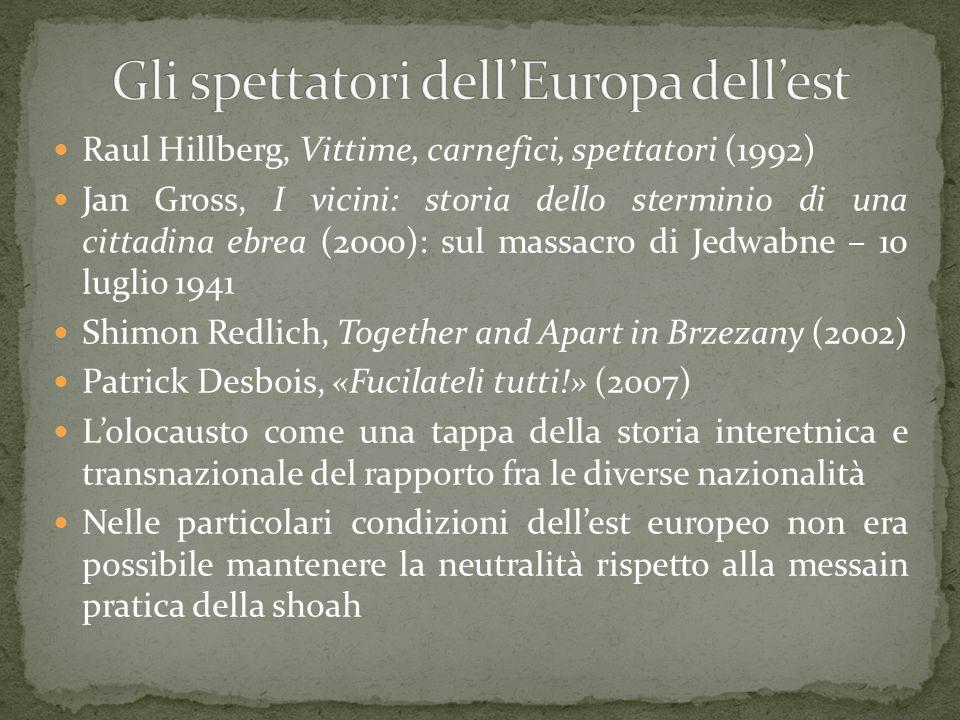 Gli spettatori dell'Europa dell'est