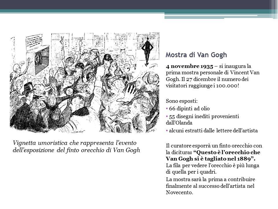 Mostra di Van Gogh