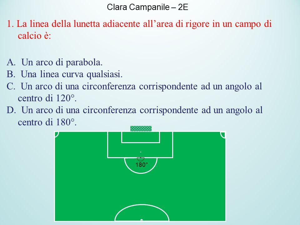 Clara Campanile – 2E