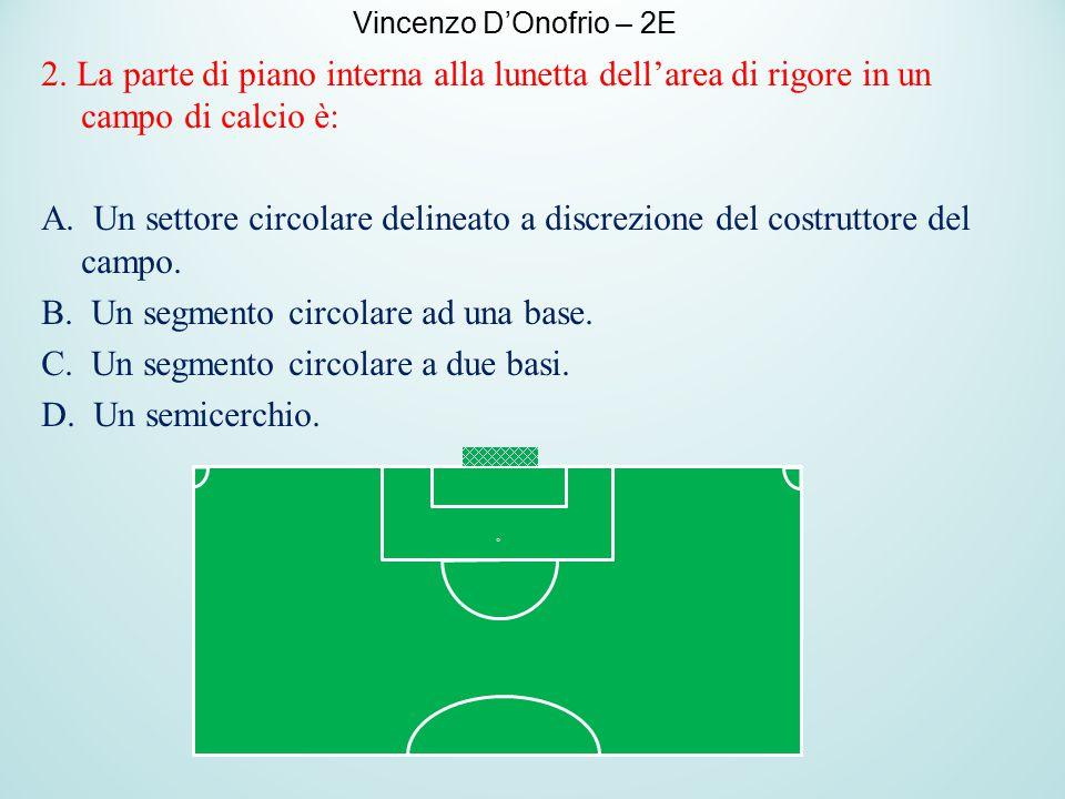 Vincenzo D'Onofrio – 2E
