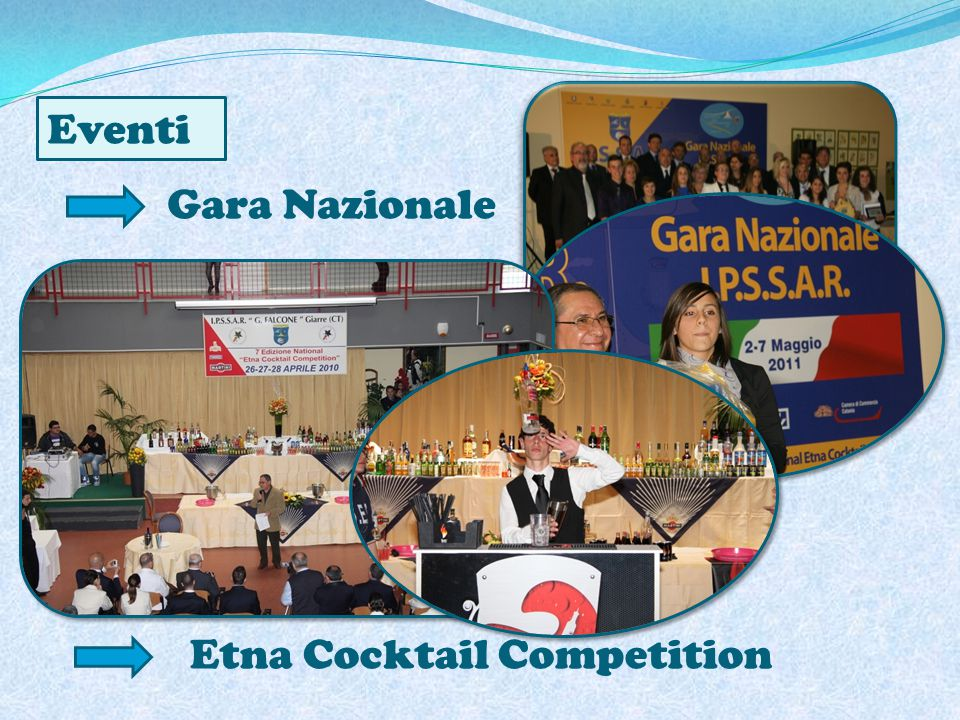 Eventi Gara Nazionale Etna Cocktail Competition