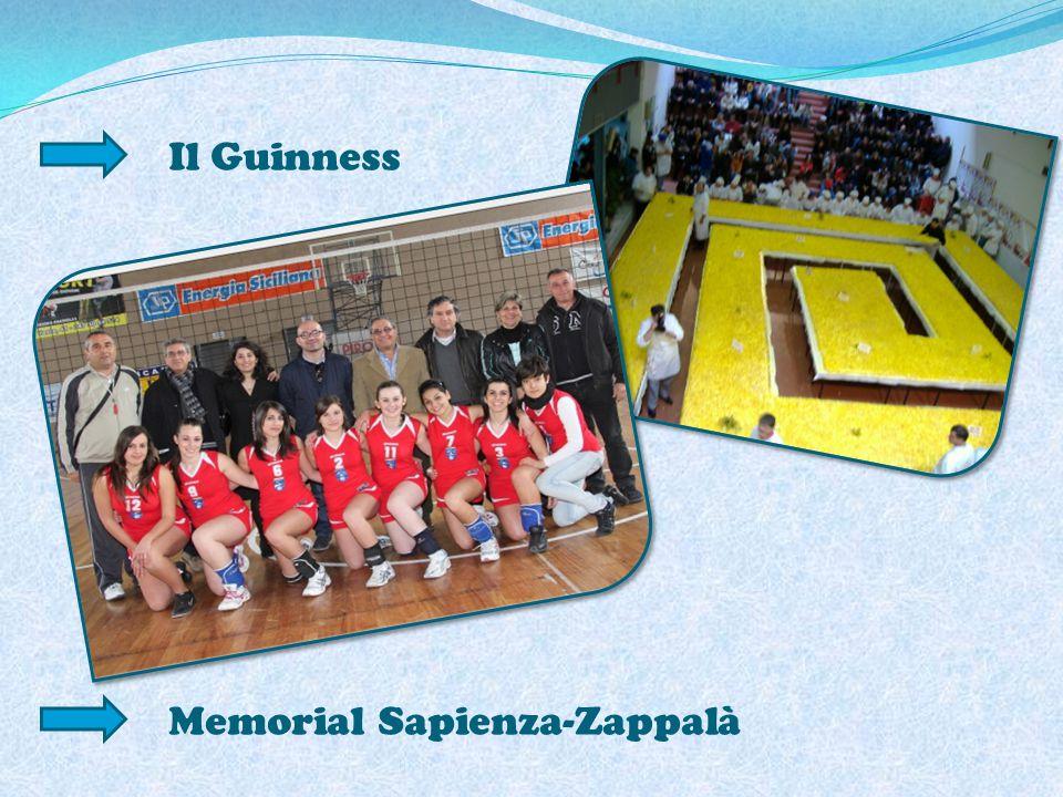 Il Guinness Memorial Sapienza-Zappalà