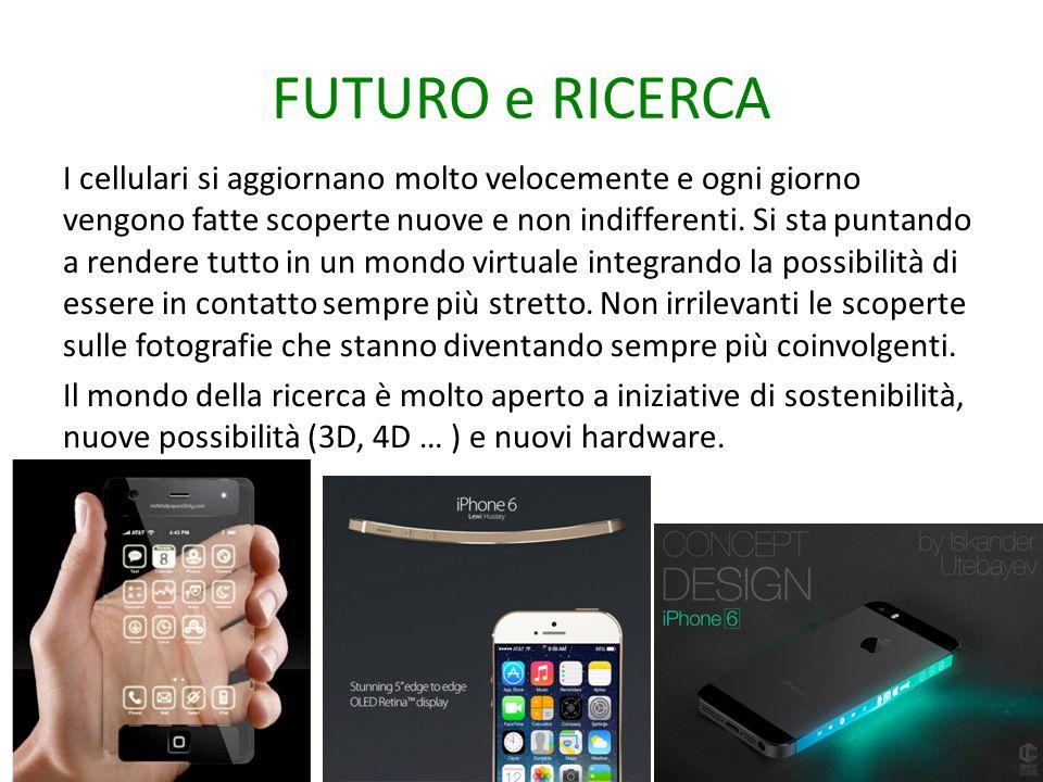 FUTURO e RICERCA