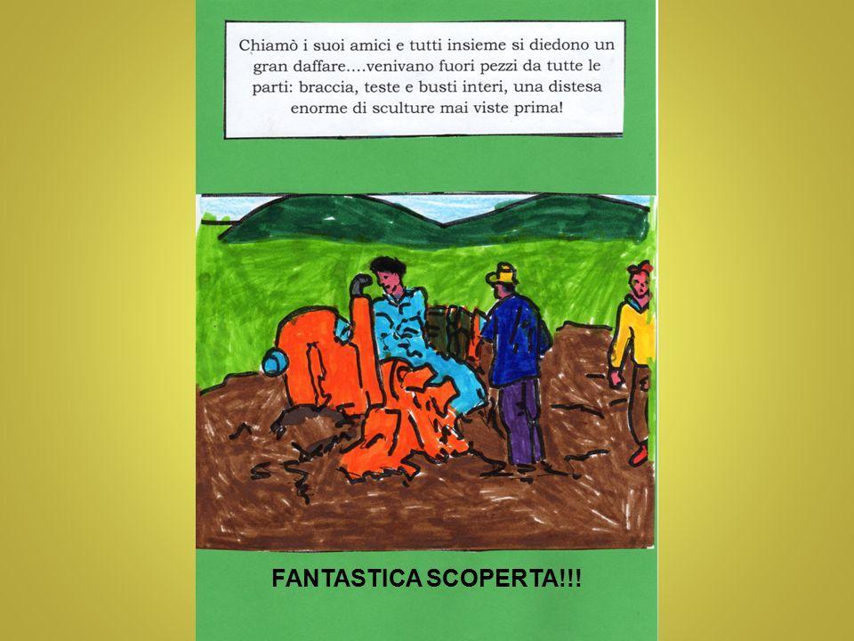 FANTASTICA SCOPERTA!!!