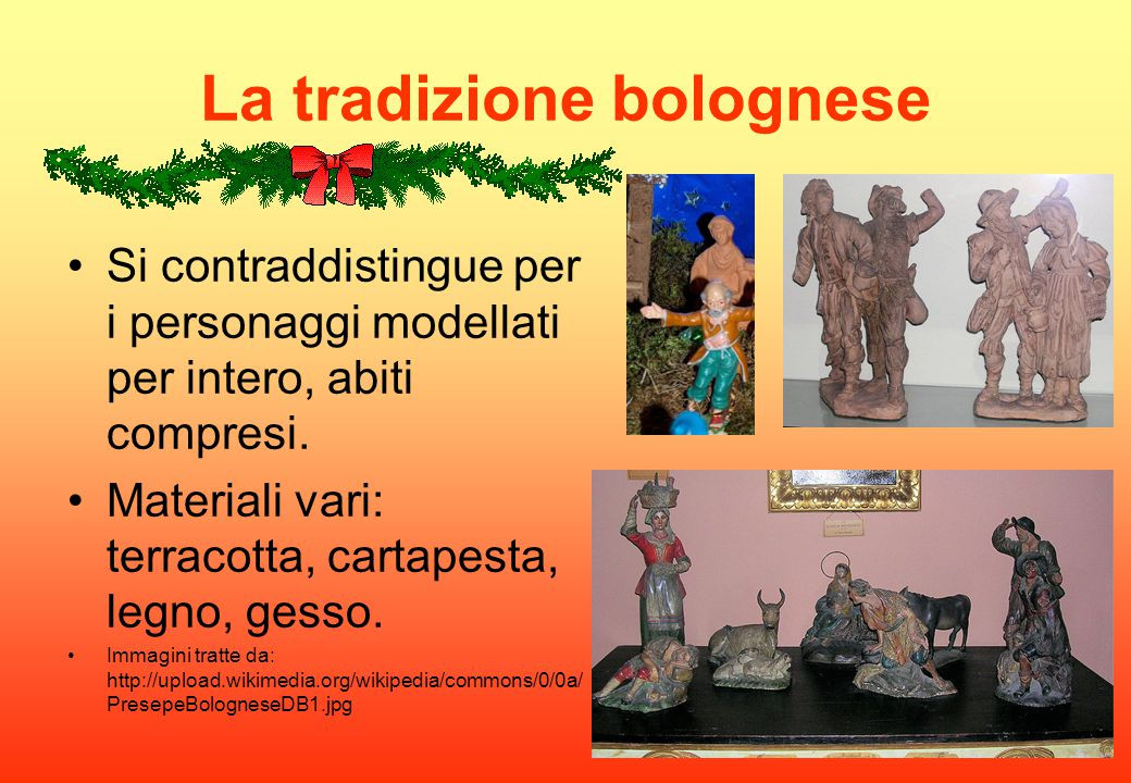 La tradizione bolognese