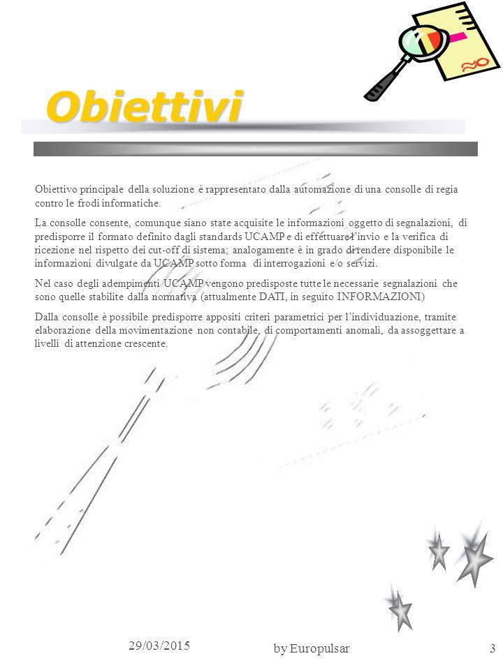 Obiettivi 09/04/2017 by Europulsar