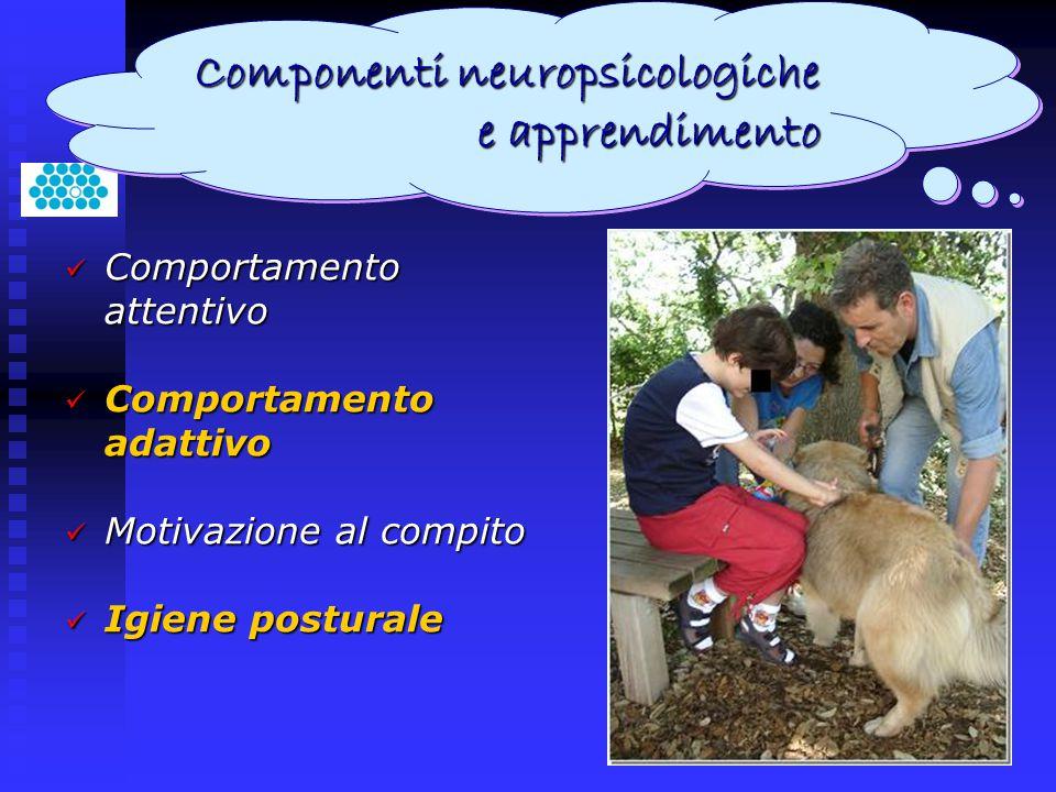 Componenti neuropsicologiche e apprendimento