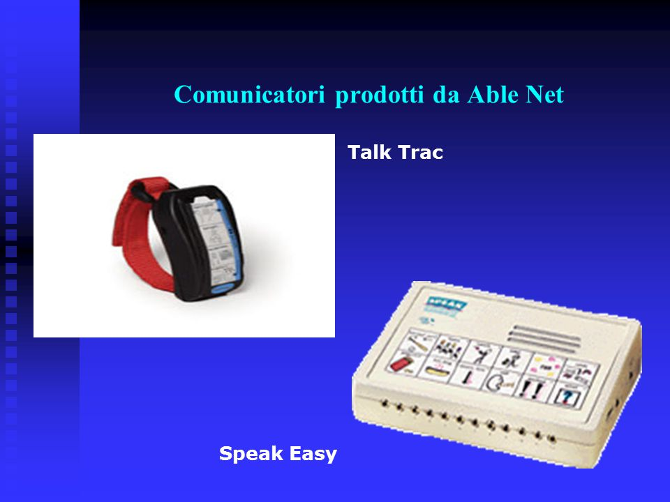 Comunicatori prodotti da Able Net
