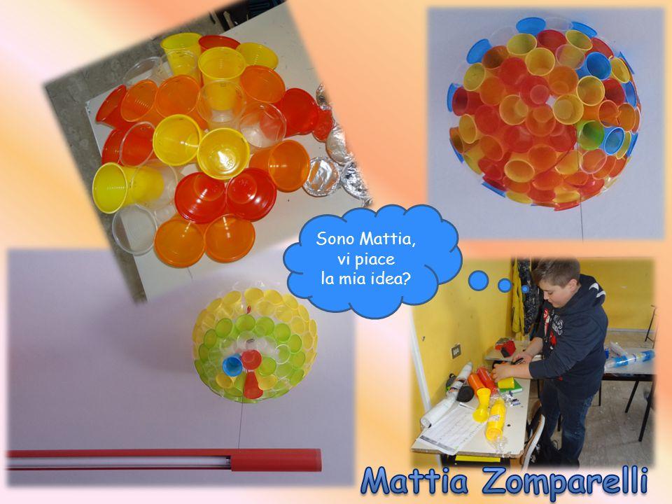 Sono Mattia, vi piace la mia idea Mattia Zomparelli